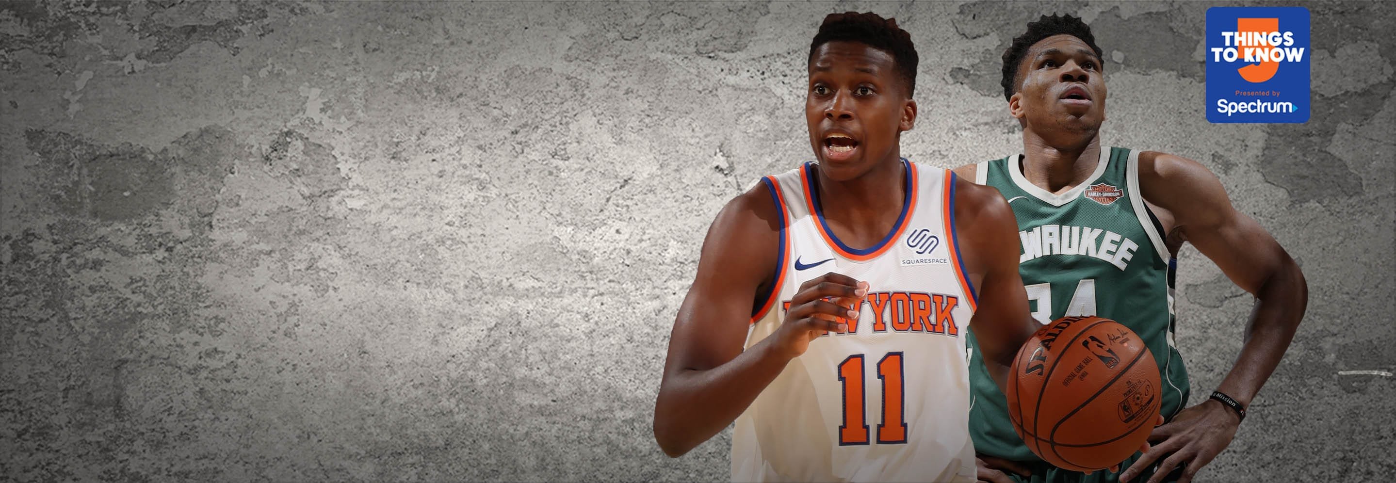 Knicks Face Off vs the Bucks Looking for Back-to-Back Wins at Home