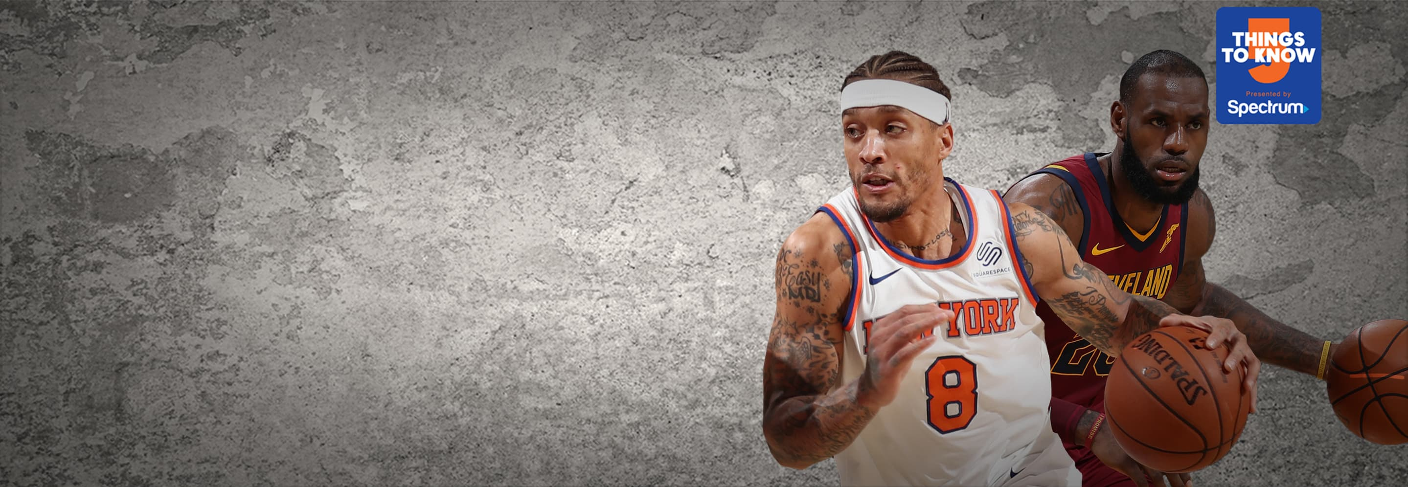Knicks Take On Cavs in Final Home Game of the Season