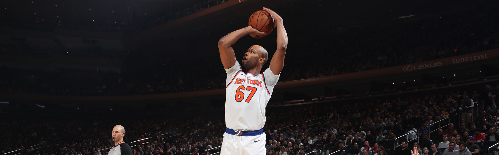 Knicks Sign Taj Gibson