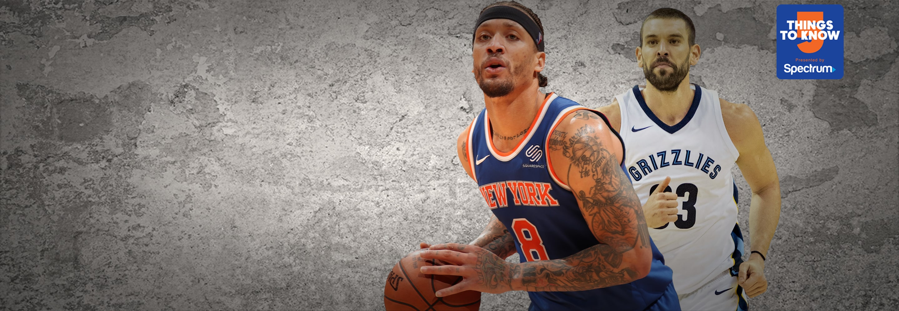 Knicks Hit the Road for Final Matchup Against Grizzlies in Memphis