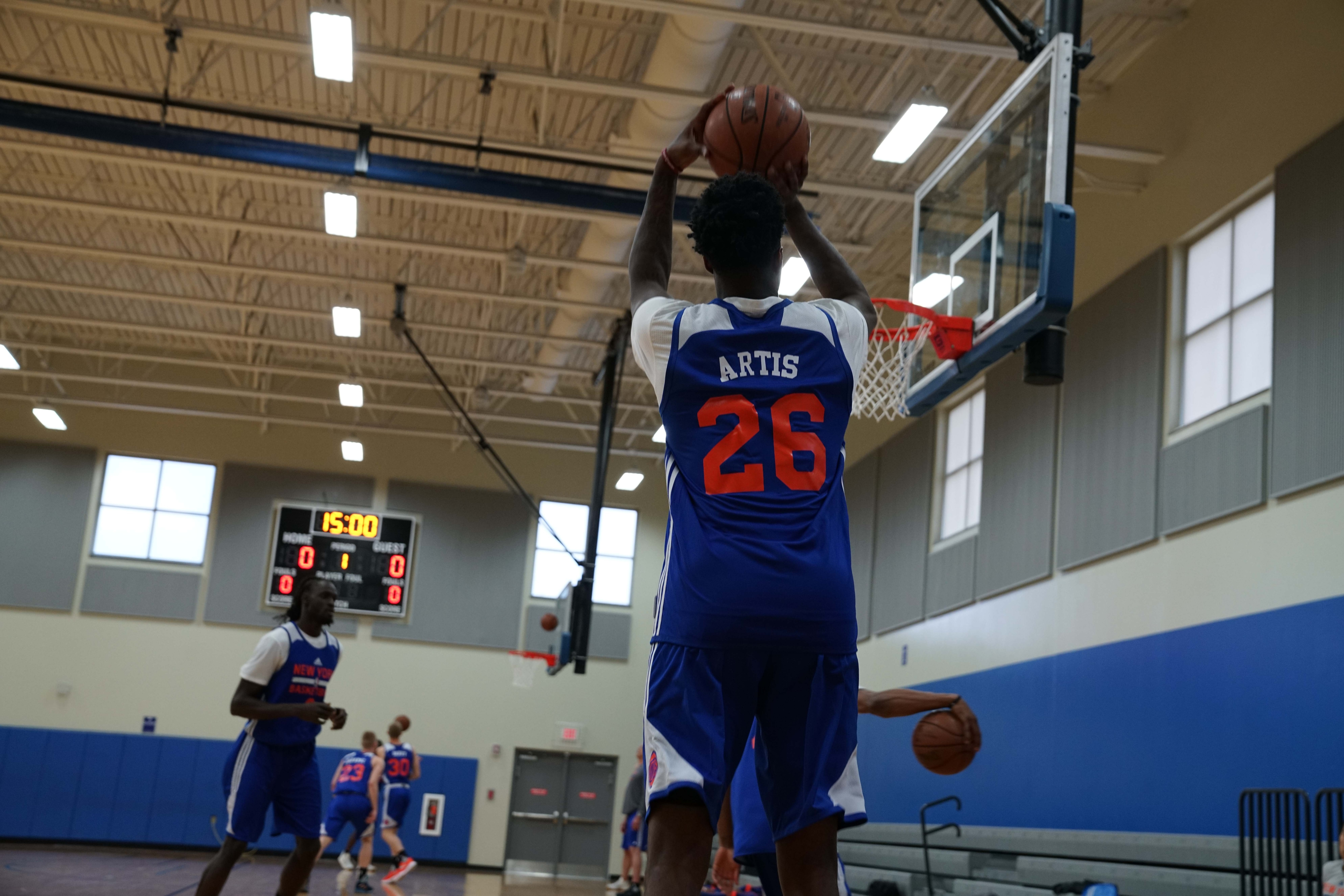 Gallery: Knicks Summer League Practice Day Two | New York Knicks