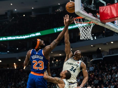 Knicks on the Court: December 2 @ Bucks