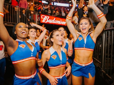 Knicks City Dancers: March 2 vs. Rockets