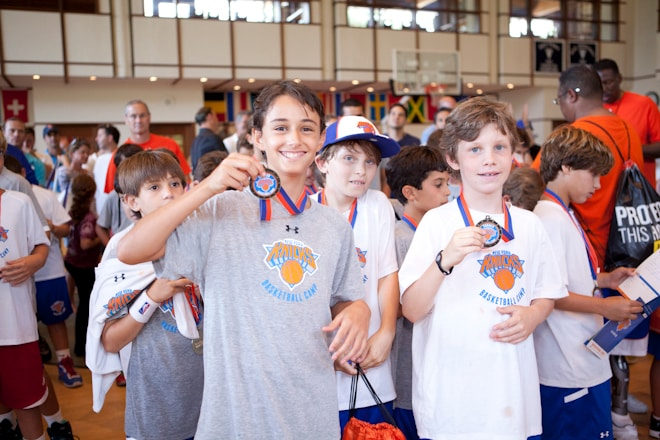 Knicks Summer Basketball Camp