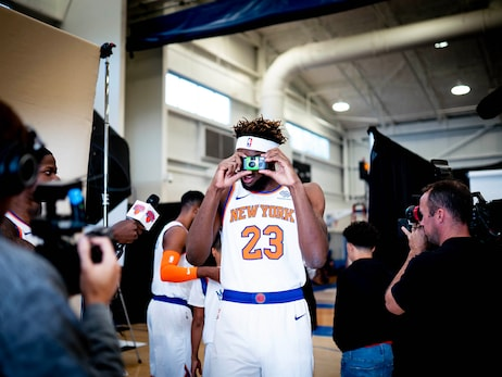 Behind the Scenes at 2019 Media Day