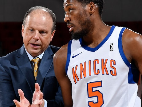 Knicks Announce Coaching Staff Addition
