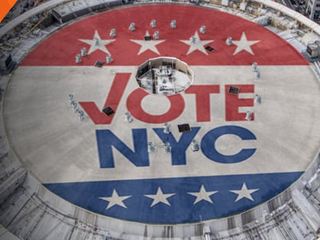 Madison Square Garden to Serve as Polling Site for over 60,000 Eligible Voters