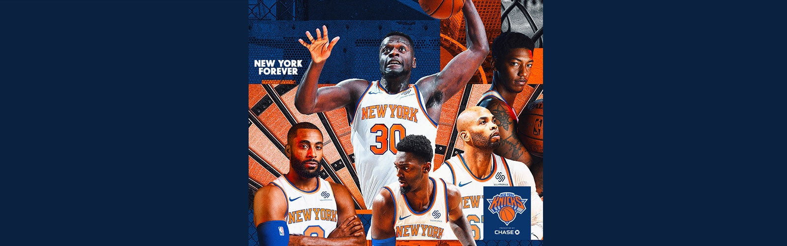 New York Knicks Sign Five Players