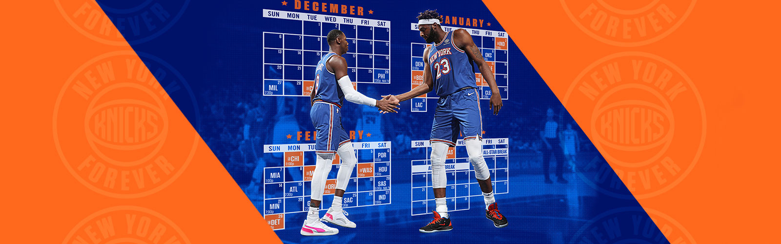 New York Knicks Announce First Half of 2020-21 Schedule