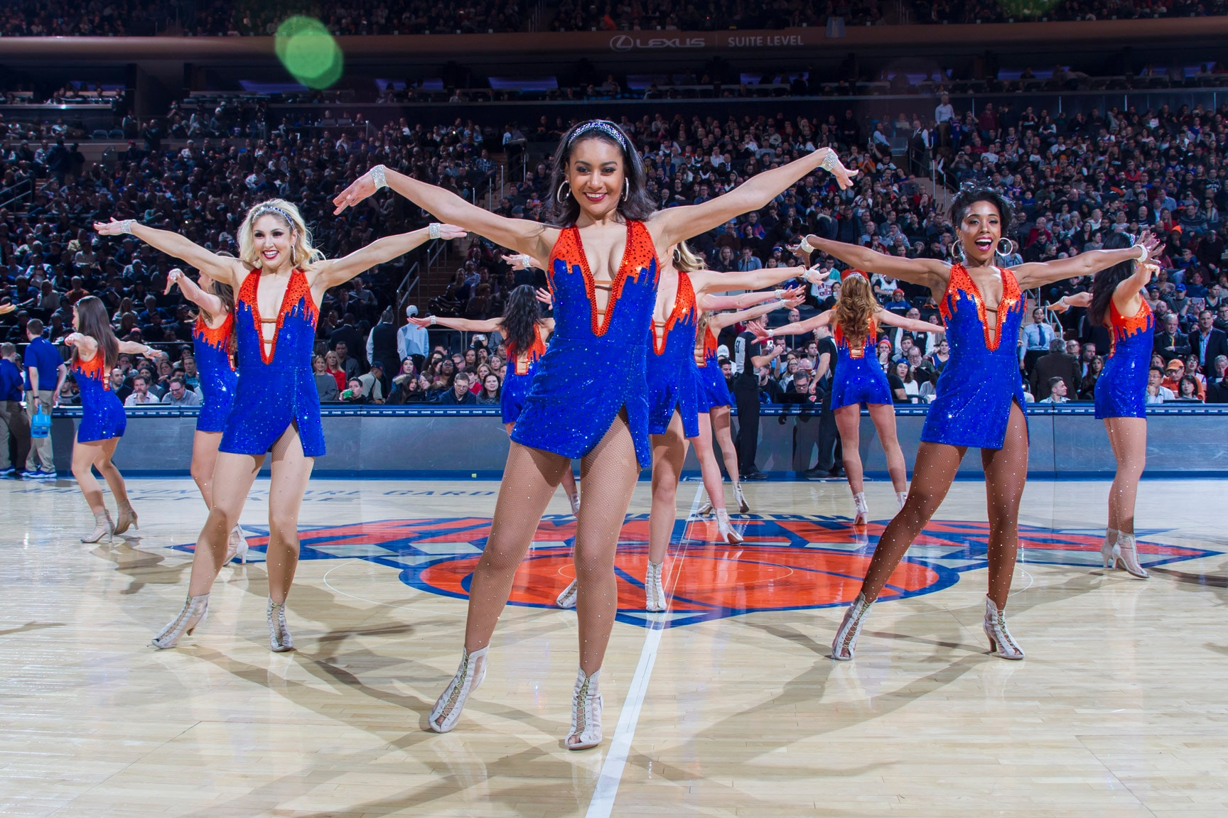 06c4e1ecc9cd0 Knicks City Dancers- January 2018