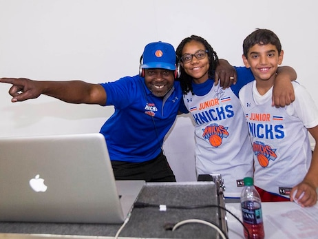 2019 Junior Knicks Summer Camp: Session 5 | July 29-Aug 1