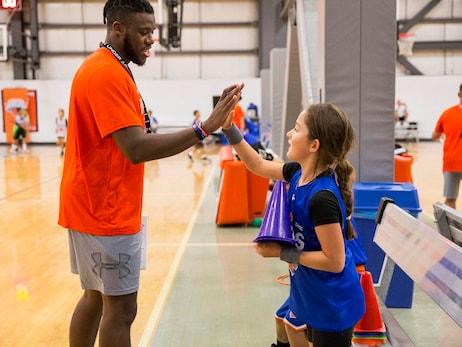 2019 Junior Knicks Summer Camp: Session 6 | Aug 5-8