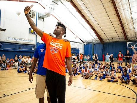 2019 Junior Knicks Summer Camp: Session 7 With Reggie Bullock | Aug 12-15