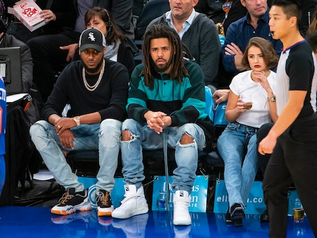 Celebrity Row: November 23 vs. Spurs