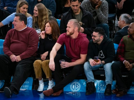 Celebrity Row: December 7 vs. Pacers
