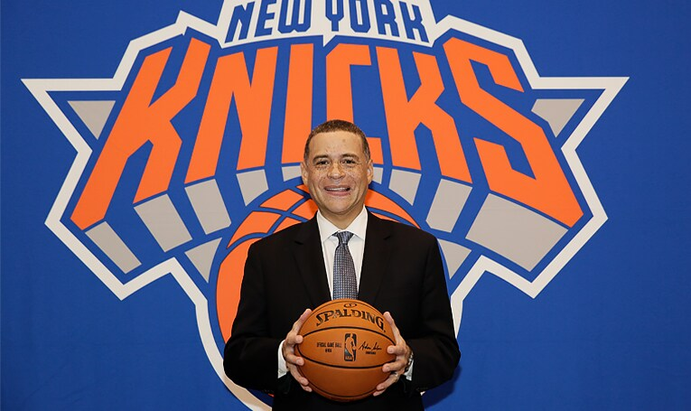 Finding Strength in Family Scott Perry Prepared to Enhance Knicks Culture
