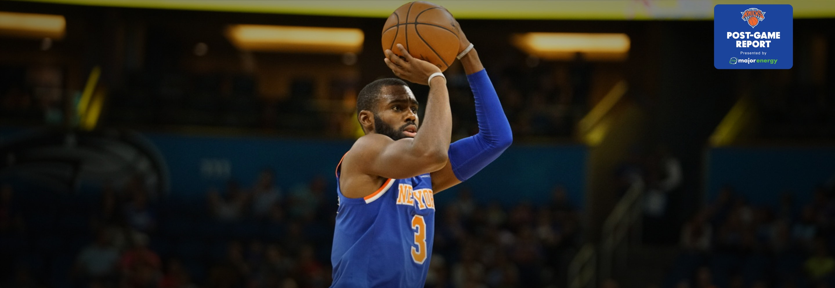 ORL 112 NYK 99: Hardaway Jr. Records First Career Double-Double