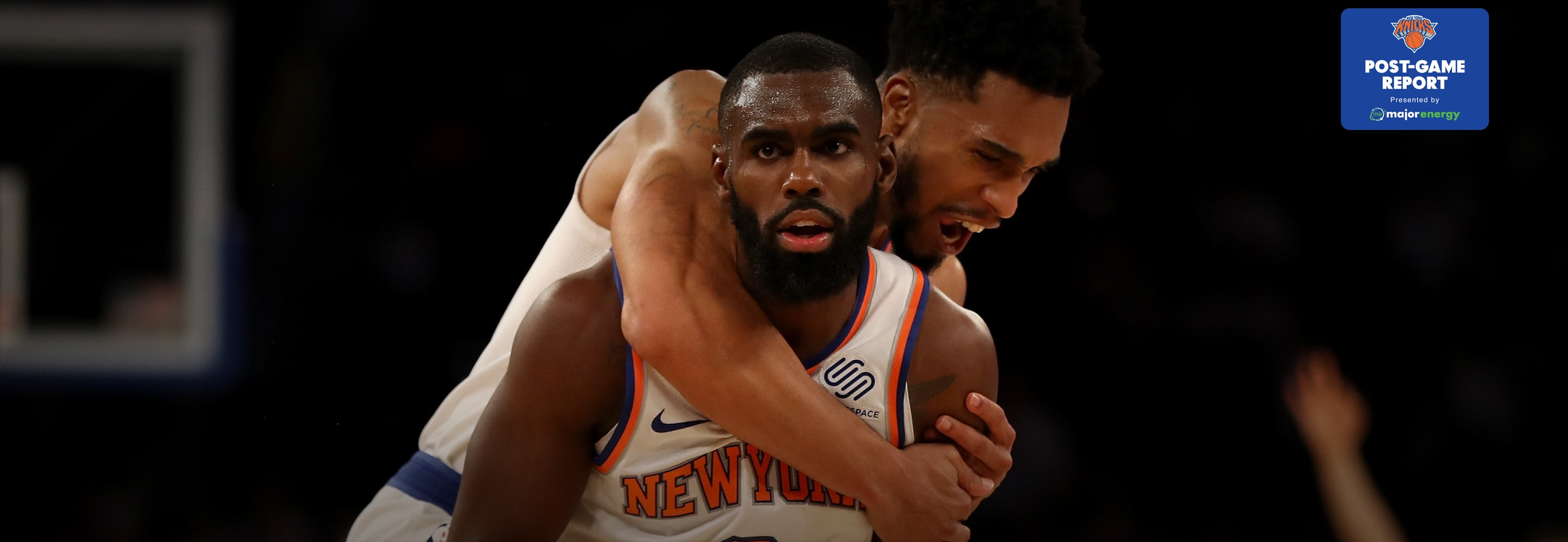 NYK 106 UTAH 101: Hardaway Jr. Delivers in the Clutch as Knicks Improve to 7-3 at MSG