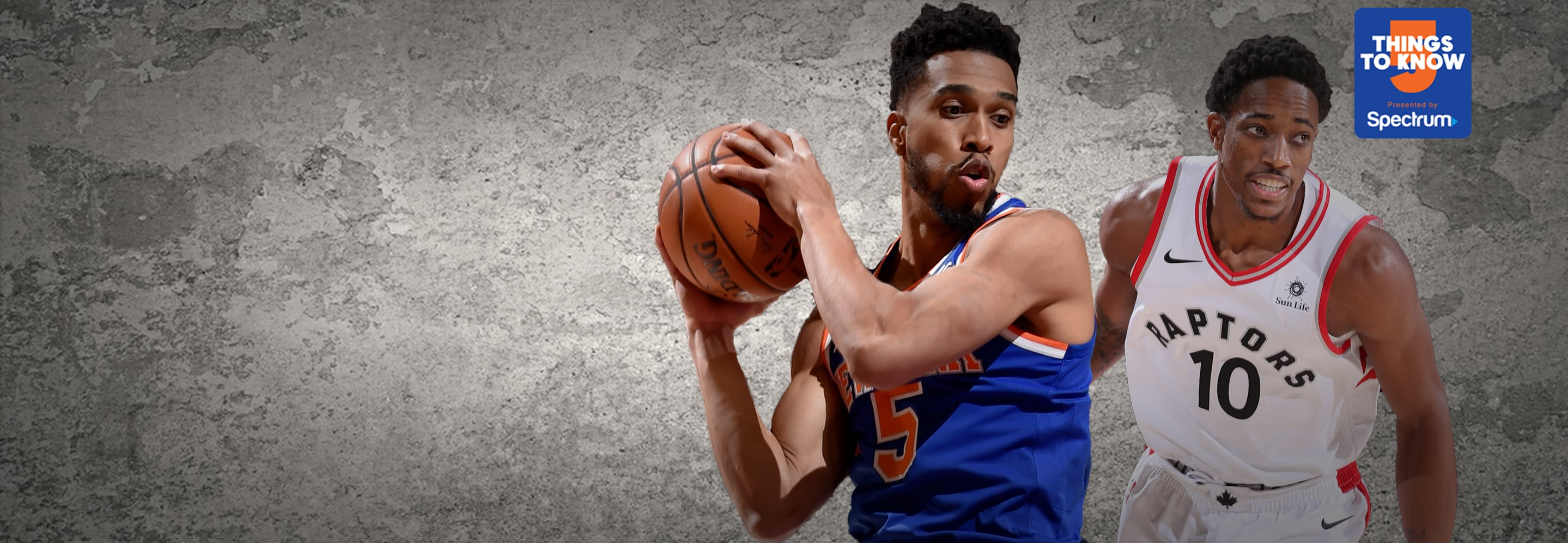 Knicks Head North for Matchup Against Atlantic Division Foe