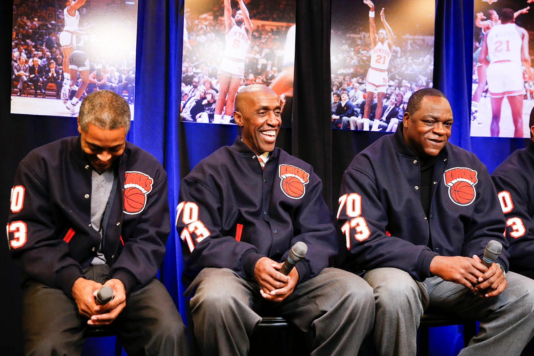 Gallery The 1988 89 3 Point Shooters Reunite At The Garden New York Knicks