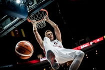 EuroBasket 2017: Kristaps Porzingis Game Photos