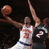 Knicks Catch Fire from Three to Down Heat