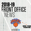 NEW YORK KNICKS SIGN SECOND-ROUND DRAFT PICK MITCHELL ROBINSON