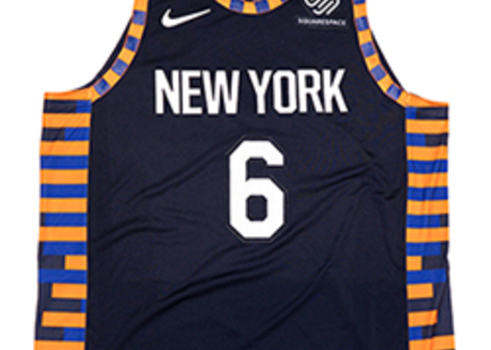 sports shoes dd369 5618c New York Knicks Unveil City Edition Uniforms Inspired by the ...