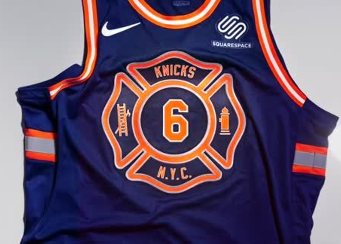 new style 193f0 632c8 A Close Look at the Unveiled Knicks City Edition Uniforms ...