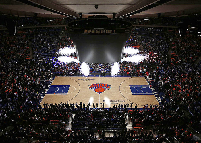 Captivating The Knicks Returned From A Season Opening Win In Milwaukee To Face Atlanta  In The Idea