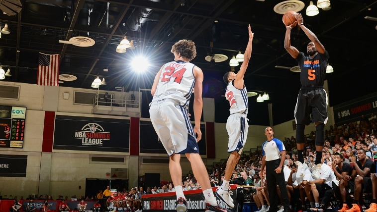 Knicks Las Vegas Summer League Schedule Announced