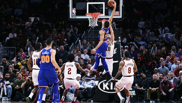 Knicks on the Court: Dec 12 @ Cavaliers