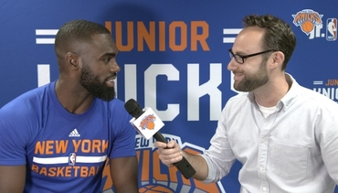 1-on-1 with Tim Hardaway Jr.: Maturity, Improvement, and Excitement to Return