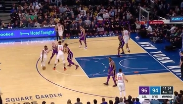 Game Highlights: Knicks 124 | Lakers 123