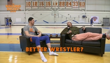 Knicks Exclusives: The Walking Bucket Show featuring Enes Kanter