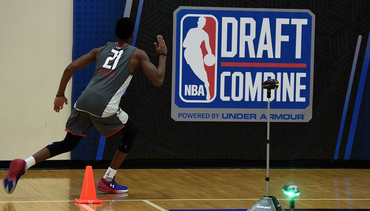 2017 NBA Draft Combine: Day 2 Photos