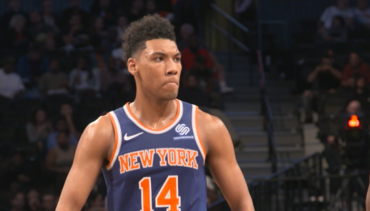 Allonzo Trier Shines in Brooklyn: 25 points in 26 minutes