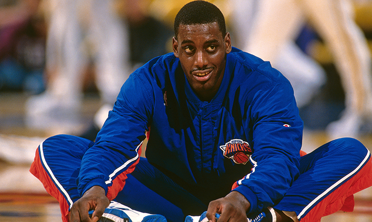 Anthony Mason Dies At Age Of 48