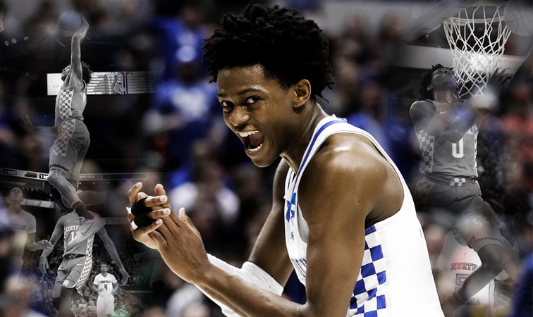 Kings willing to trade up in order to draft De'Aaron Fox