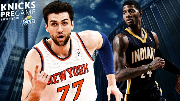 Knicks-Pacers