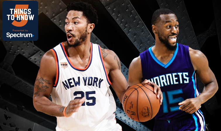 Kemba Walker selected to the 2017 NBA All-Star game