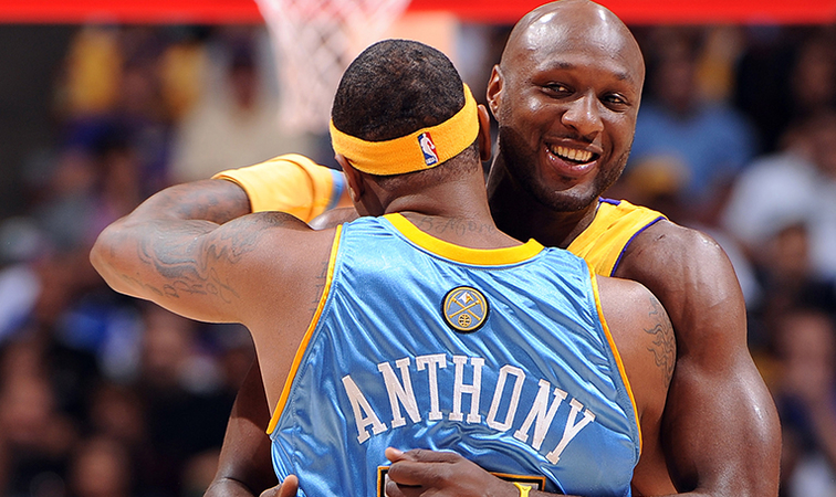 With Close Ties, Knicks' Express Emotion For Lamar Odom | New York
