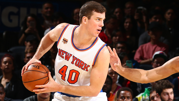 Marshall Plumlee's National Basketball Association debut was unforgettable - for the commute