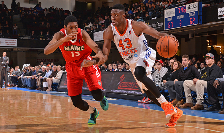Knicks Sign Thanasis Antetokounmpo to 10-Day Contract | New York Knicks
