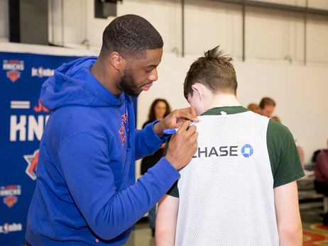 Junior Knicks Clinic: House of Sports | March 8
