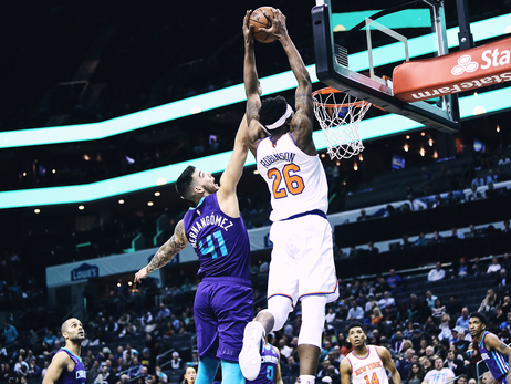 Knicks on the Court: Jan 28 vs. Hornets
