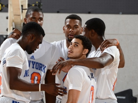 Chemistry Key for Undefeated Summer Knicks