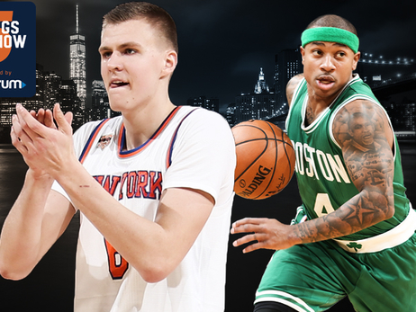 5 Things to Know: Knicks Square Off Against Celtics in Sunday Matinee