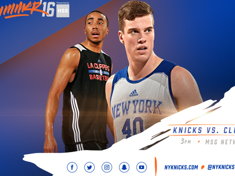 Knicks Return to Action, Clash Against Clippers in Orlando