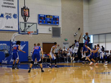Gallery: Summer League - NYK vs DET (7/2)